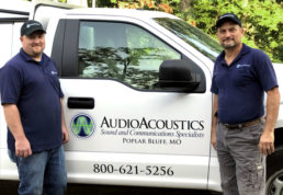 Audio Acoustics Poplar Bluff, MO