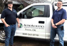 Audio Acoustics Tulsa, OK