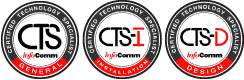 CTS Certification Logos