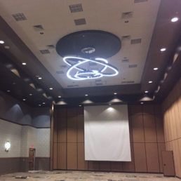 embassy-suites-light-fixture-and-projection-screen