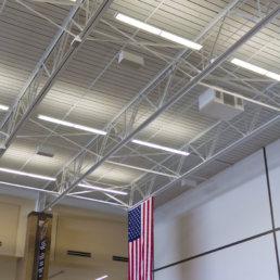 Kickapoo commons A/V install