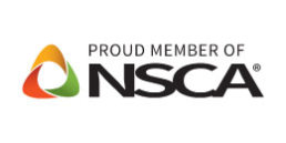 Proud Member of NSCA logo