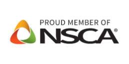 Proud Member of NSCA logo